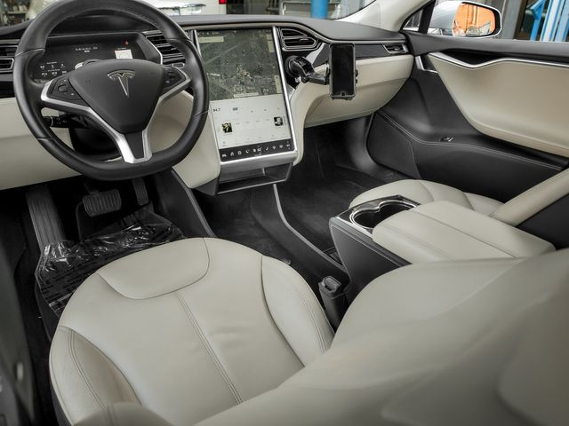 2014 Tesla Model S 85 kWh Battery Burbank, CA 13