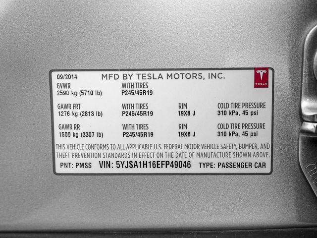 2014 Tesla Model S 85 kWh Battery Burbank, CA 23