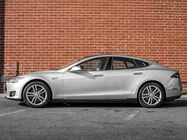 2014 Tesla Model S 85 kWh Battery Burbank, CA 4