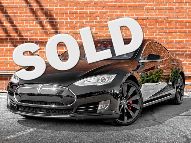 2014 Tesla Model S P85 Burbank, CA
