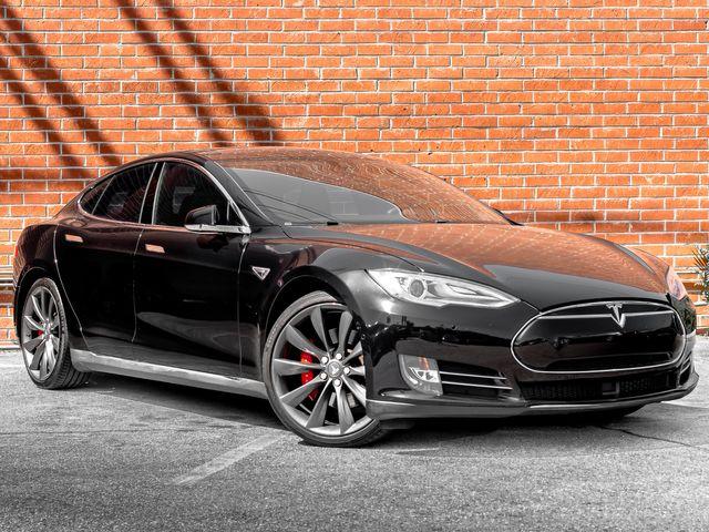 2014 Tesla Model S P85 Burbank, CA 1
