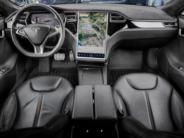 2014 Tesla Model S P85 Burbank, CA 10