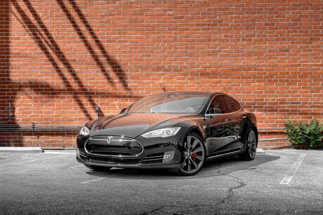 2014 Tesla Model S P85 Burbank, CA 2