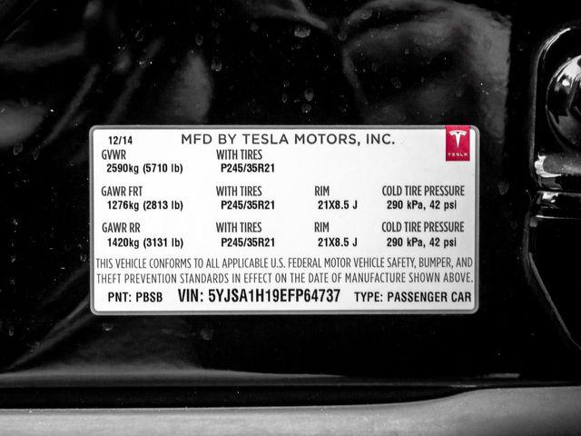2014 Tesla Model S P85 Burbank, CA 31