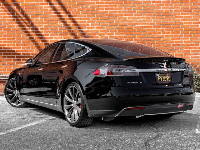 2014 Tesla Model S P85 Burbank, CA 8
