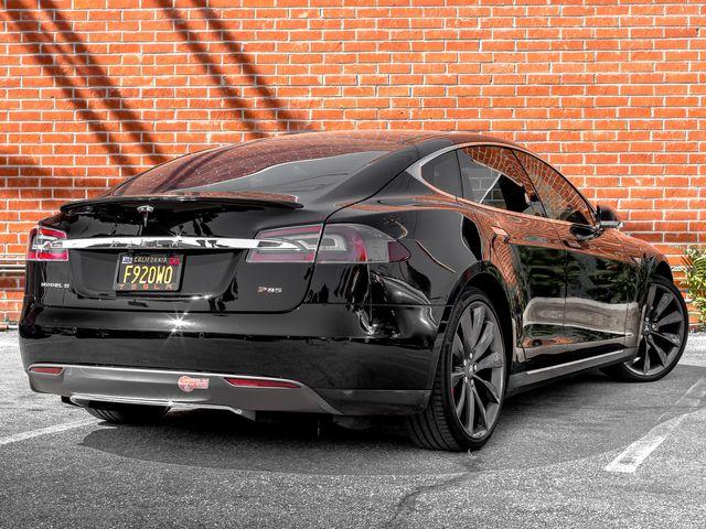 2014 Tesla Model S P85 Burbank, CA 9