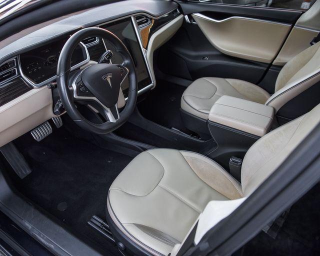 2014 Tesla Model S P85+ Burbank, CA 10