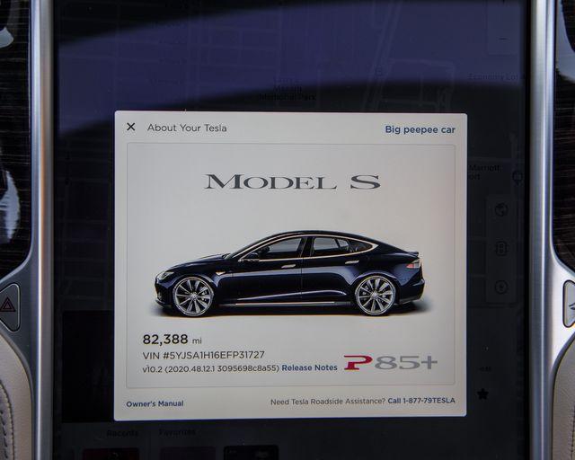 2014 Tesla Model S P85+ Burbank, CA 19