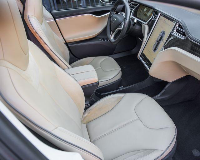 2014 Tesla Model S P85+ Burbank, CA 14