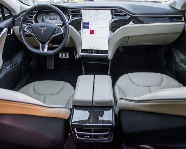 2014 Tesla Model S P85+ Burbank, CA 8
