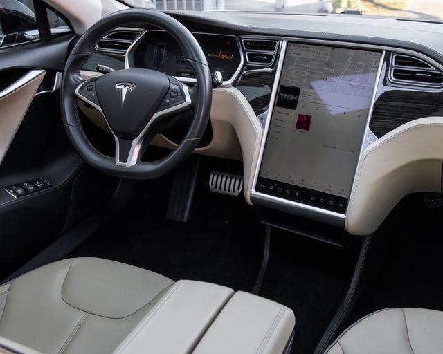 2014 Tesla Model S P85+ Burbank, CA 15