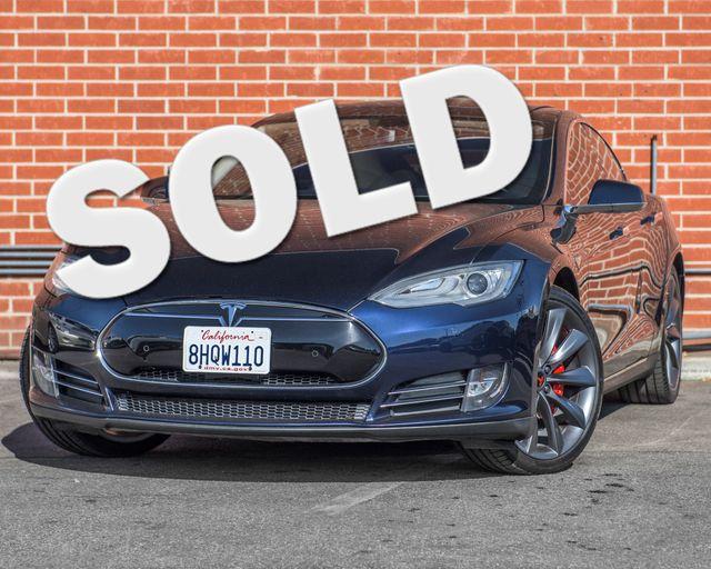 2014 Tesla Model S P85+ Burbank, CA