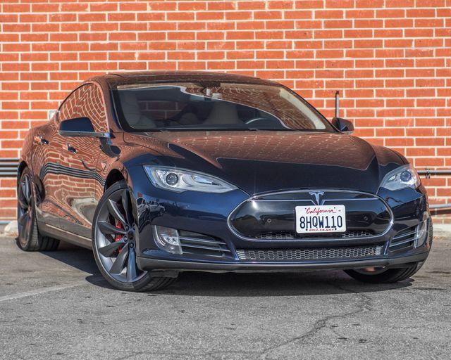 2014 Tesla Model S P85+ Burbank, CA 1
