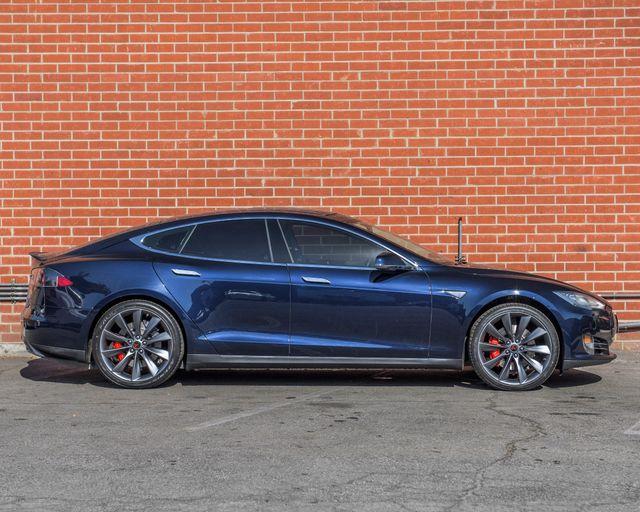 2014 Tesla Model S P85+ Burbank, CA 4