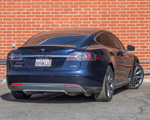 2014 Tesla Model S P85+ Burbank, CA 6