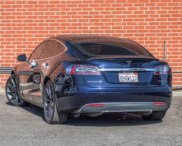 2014 Tesla Model S P85+ Burbank, CA 7