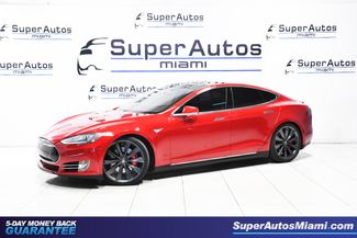 2014 Tesla Model S P85 Performance Plus with Air Suspension in Doral, FL 33166