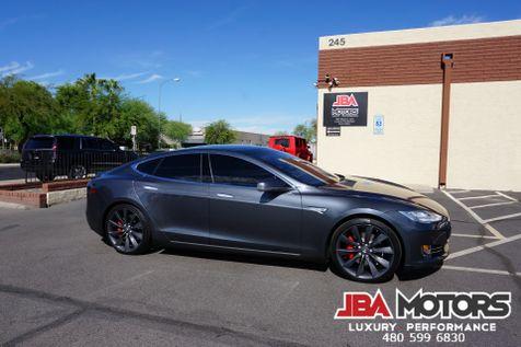 2014 Tesla Model S P85 Performance 85 kwh HIGHLY OPTIONED MUST SEE!   MESA, AZ   JBA MOTORS in MESA, AZ