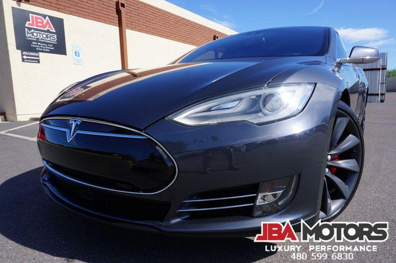 2014 Tesla Model S P85 Performance 85 kwh HIGHLY OPTIONED MUST SEE!   MESA, AZ   JBA MOTORS in MESA AZ