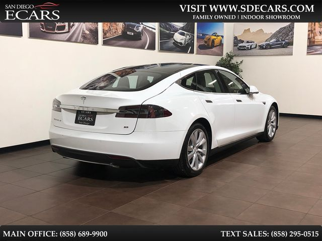 2014 Tesla Model S 85 kWh Battery in San Diego, CA 92126