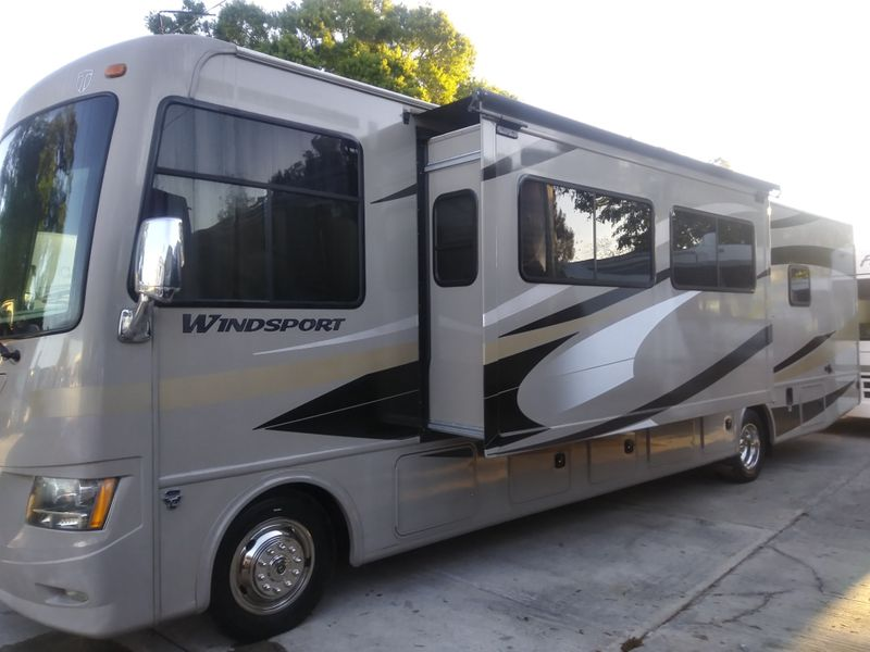 2014 Thor Windsport M34-E   city FL  Manatee RV  in Palmetto, FL