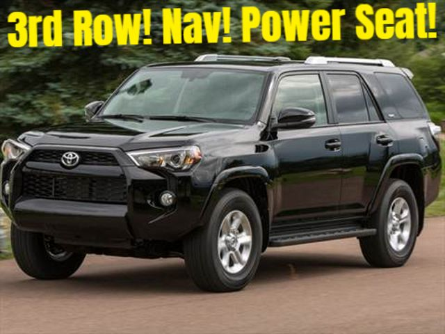 2014 Toyota 4Runner 4WD SR5 in Bentleyville Pennsylvania, 15314