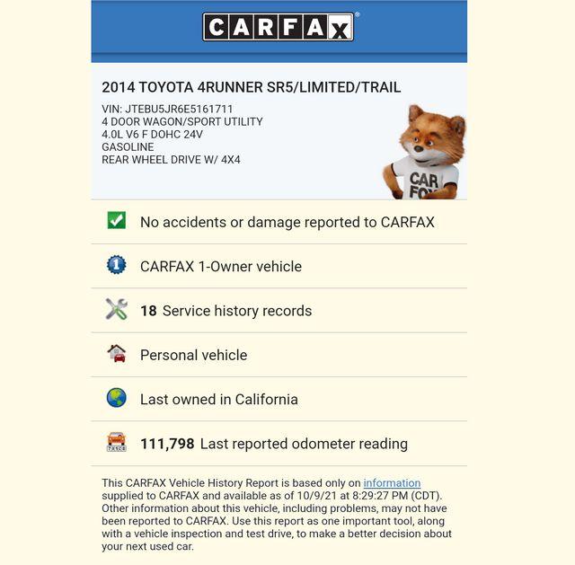 2014 Toyota 4Runner SR5 Burbank, CA 24