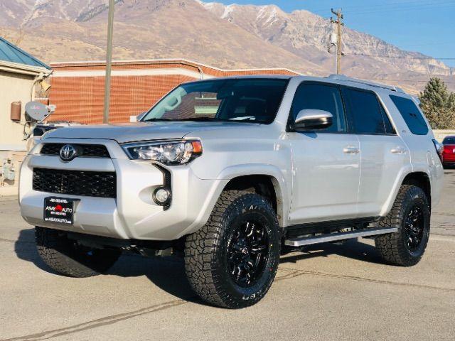 2014 Toyota 4Runner SR5 4WD LINDON, UT 3
