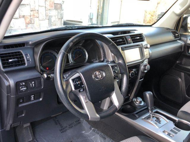 2014 Toyota 4Runner SR5 4WD LINDON, UT 8