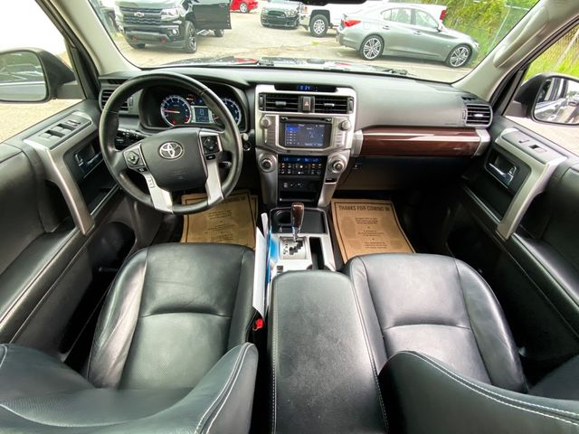 2014 Toyota 4Runner Limited Madison, NC 21