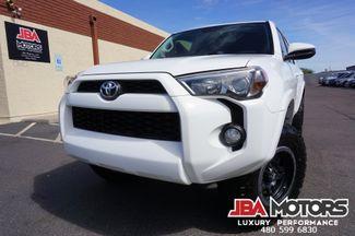 2014 Toyota 4Runner SR5 4WD 4x4 ~ LIFTED ~ Clean CarFax ~ Arizona Car! | MESA, AZ | JBA MOTORS in Mesa AZ