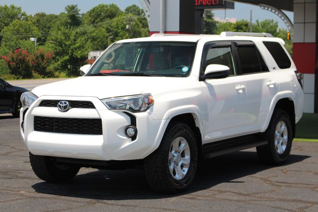 2014 Toyota 4Runner SR5 4WD - A/T TIRES - BKUP CAM - ENTUNE AUDIO PLUS Mooresville , NC 22