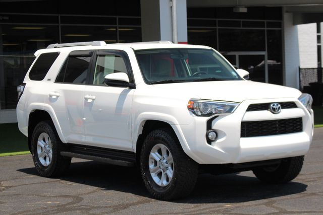 2014 Toyota 4Runner SR5 4WD - A/T TIRES - BKUP CAM - ENTUNE AUDIO PLUS Mooresville , NC 21