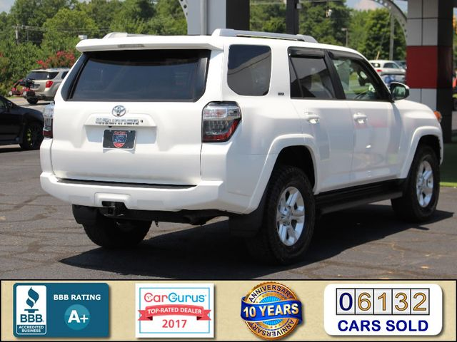 2014 Toyota 4Runner SR5 4WD - A/T TIRES - BKUP CAM - ENTUNE AUDIO PLUS Mooresville , NC 2