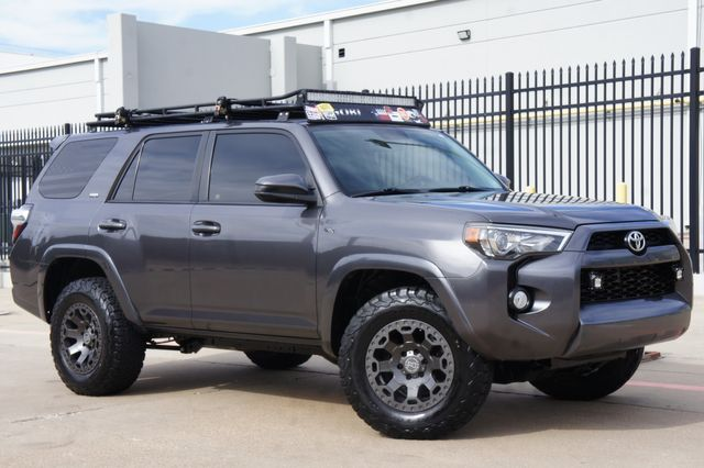 2014 Toyota 4Runner 4x4 * GOBI RACK * Ladder * LEDs * Navigation * WOW