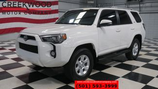 2014 Toyota 4Runner SR5 Premium 4x4 White Leather Sunroof Nav 1 Owner in Searcy, AR 72143