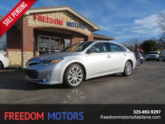 2014 Toyota Avalon in Abilene Texas