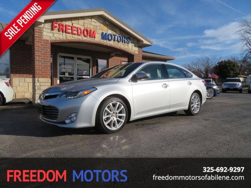 2014 Toyota Avalon Limited | Abilene, Texas | Freedom Motors  in Abilene Texas