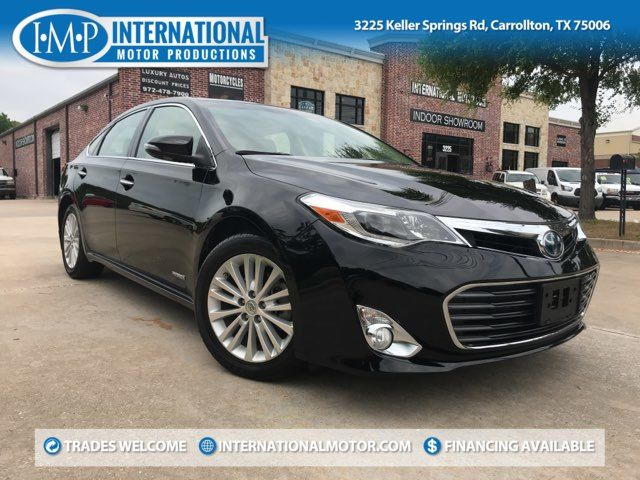 2014 Toyota Avalon Hybrid Limited ONE OWNER