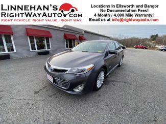 2014 Toyota Avalon Hybrid Limited in Bangor, ME 04401