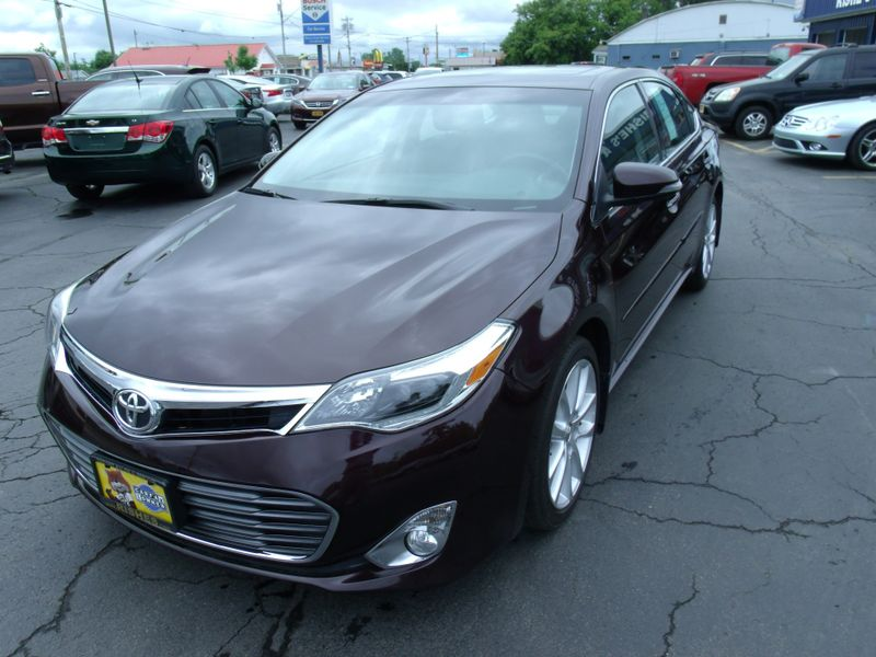 2014 Toyota Avalon Limited  | Rishe's Import Center in Ogdensburg New York