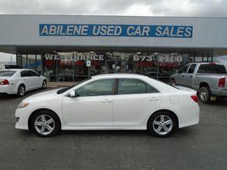 2014 Toyota Camry SE  Abilene TX  Abilene Used Car Sales  in Abilene, TX