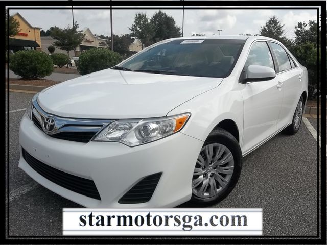 2014 Toyota Camry LE