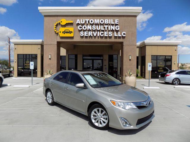 2014 Toyota Camry XLE V6 in Bullhead City, AZ 86442-6452