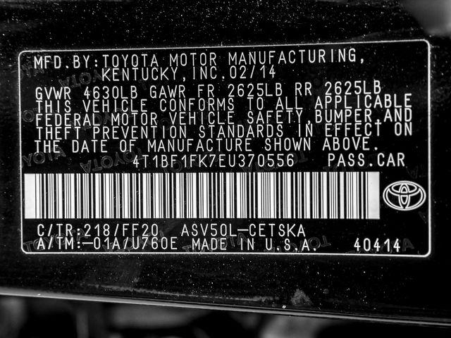 2014 Toyota Camry SE Burbank, CA 24