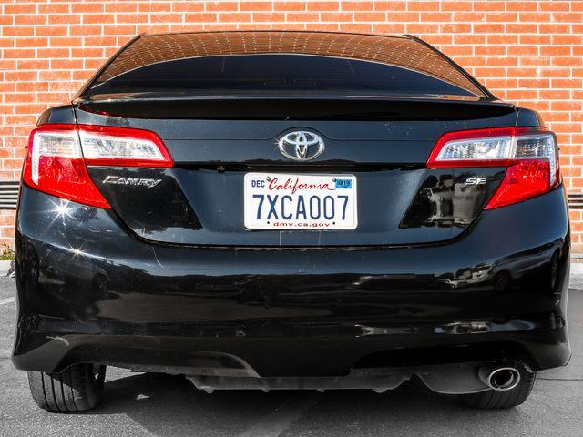 2014 Toyota Camry SE Burbank, CA 3