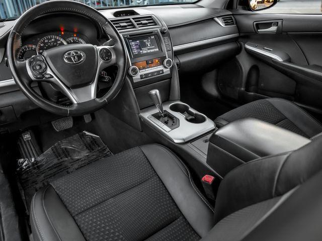 2014 Toyota Camry SE Burbank, CA 9