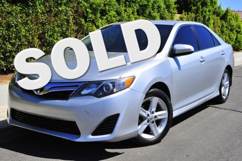 2012 Toyota Camry L in Cathedral City