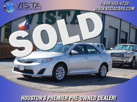 2014 Toyota Camry LE in Houston, Texas