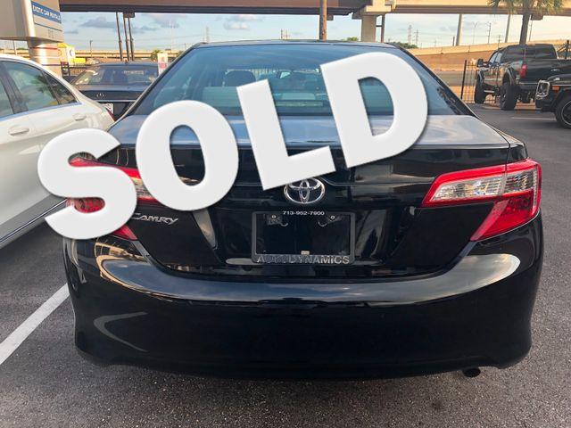 2014 Toyota Camry L Houston, Texas